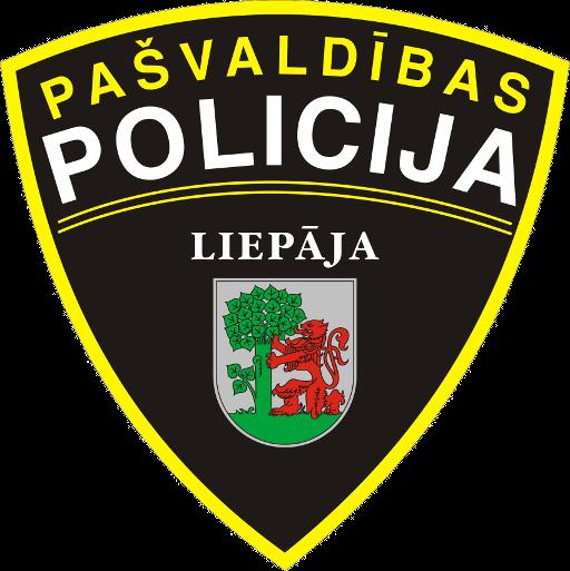 Liepaja Municipal Police Logo