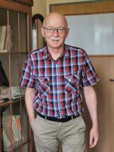 Picture of Professor Jerzy Wolanin